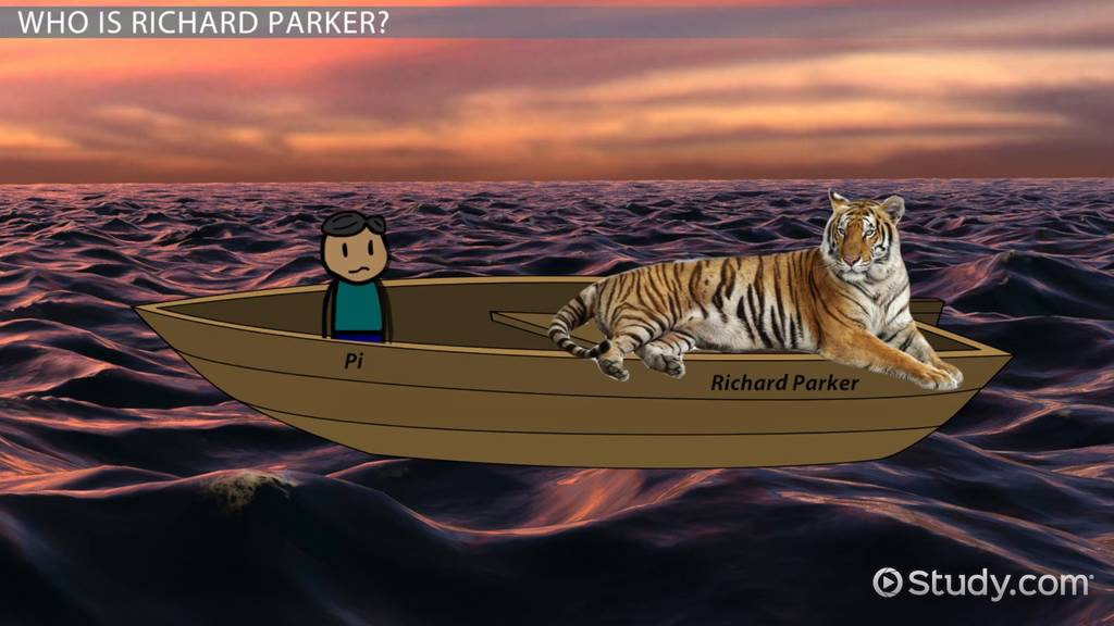 Life of Pi Quotes About Richard Parker  Video  Lesson