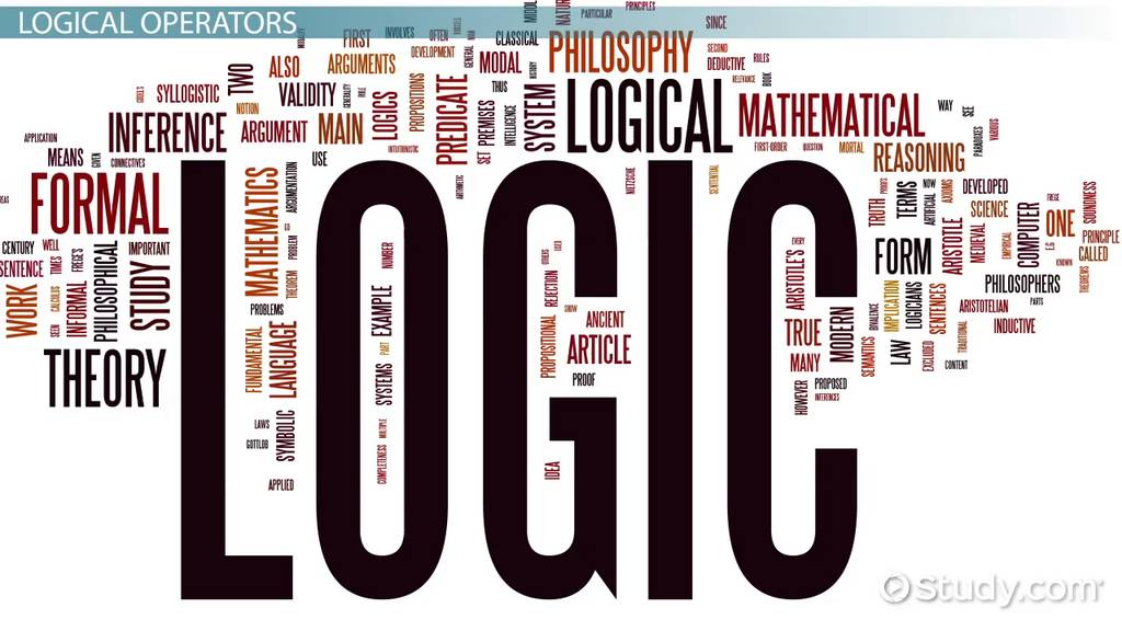 Symbolic Logic Definition & Examples Video & Lesson