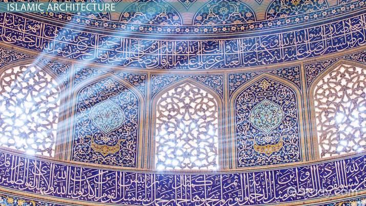 Islamic Art & Architecture History & Characteristics