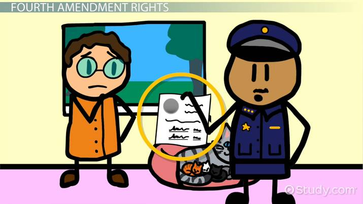 Search & Seizure Definition Laws & Rights Video & Lesson