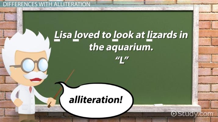 Alliterative Verse Definition & Examples Video & Lesson