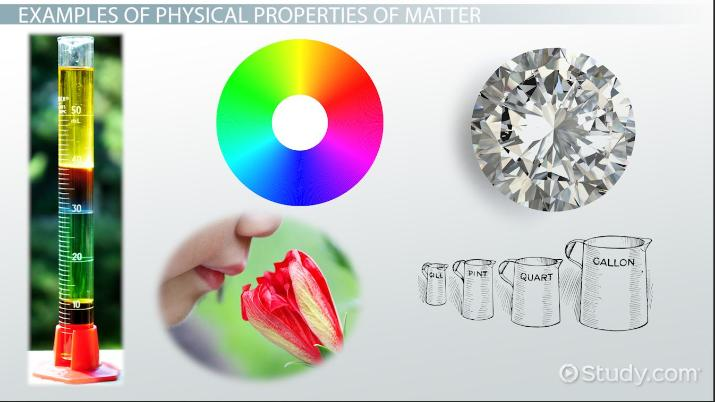 Physical Property Of Matter Definition & Examples Video