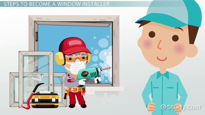 Become a Window Installer StepbyStep Career Guide
