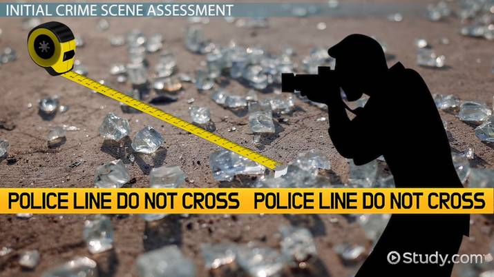 Glass As Forensic Evidence Purpose Collection
