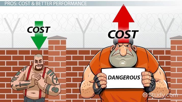 Prison Privatization Pros Amp Cons Video Amp Lesson