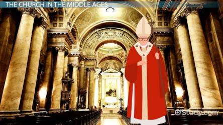 What power did the pope have in medieval times? Study com