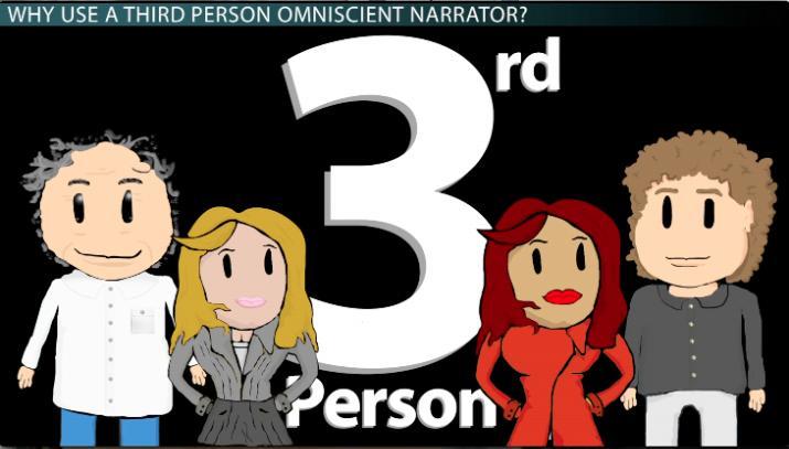 Third Person Omniscient Narrator Definition & Examples Video