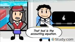 accounting equation