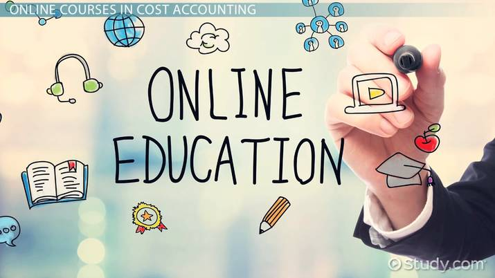 Online Cost Accounting Course Information