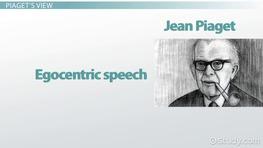 piaget vs vygotsky venn diagram three port valve wiring differences between s cognitive development egocentric speech