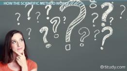 What Is Scientific Research? Video & Lesson Transcript Study Com