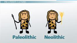What Is The Difference Between Paleolithic And Neolithic