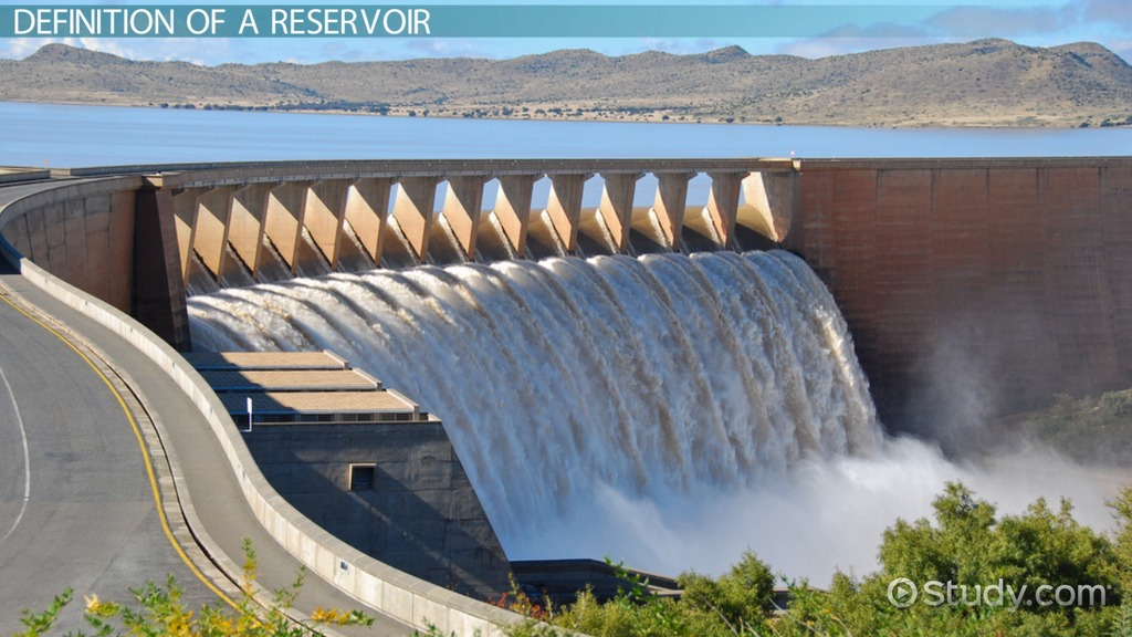 What Is A Reservoir? Definition Formation