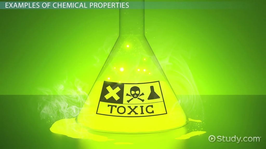 What Are Chemical Properties? - Definition & Examples ...