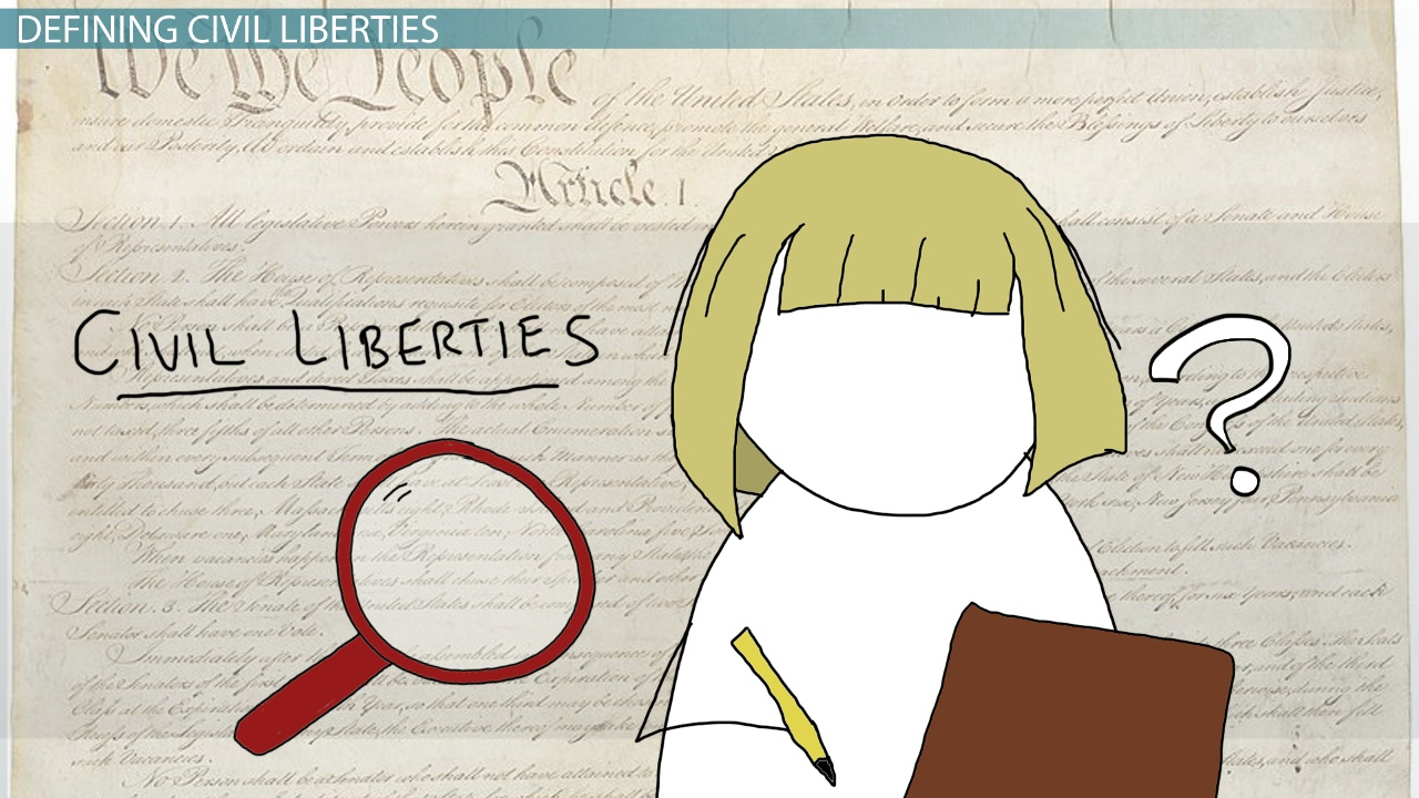 hight resolution of What are Civil Liberties? - Definition
