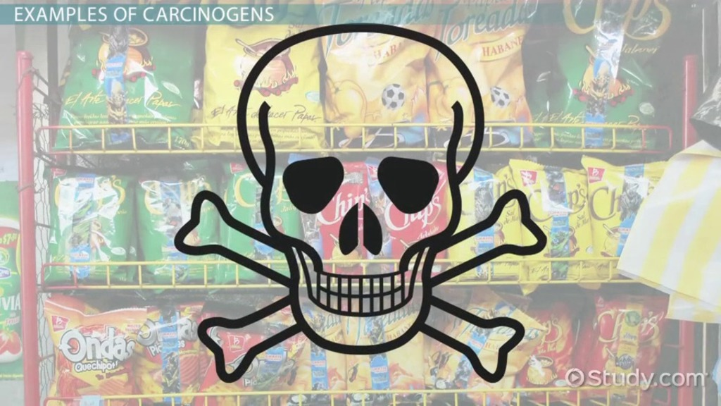 What Is A Carcinogen? Definition & Examples Video