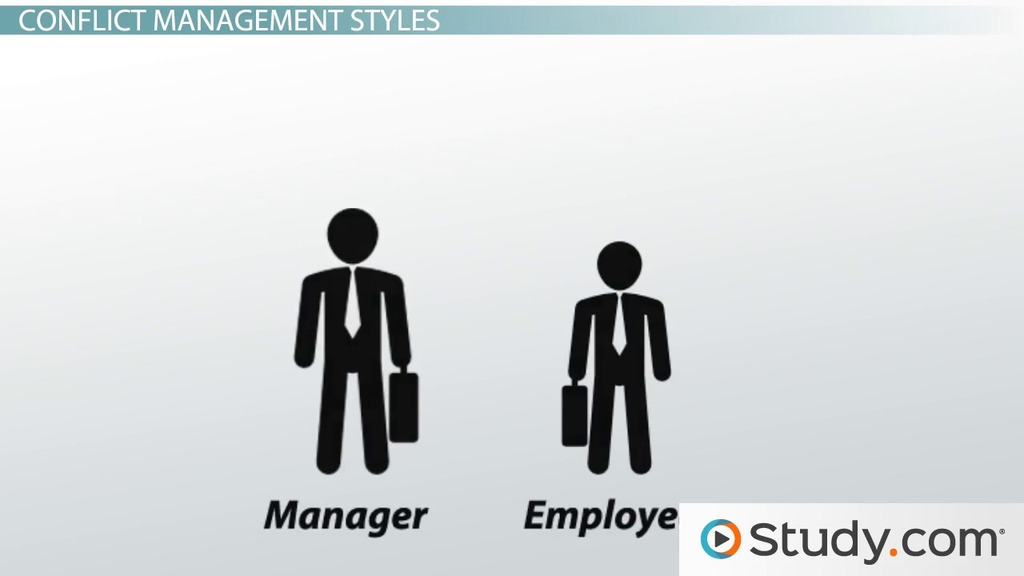 What Is Conflict Management? Definition Styles