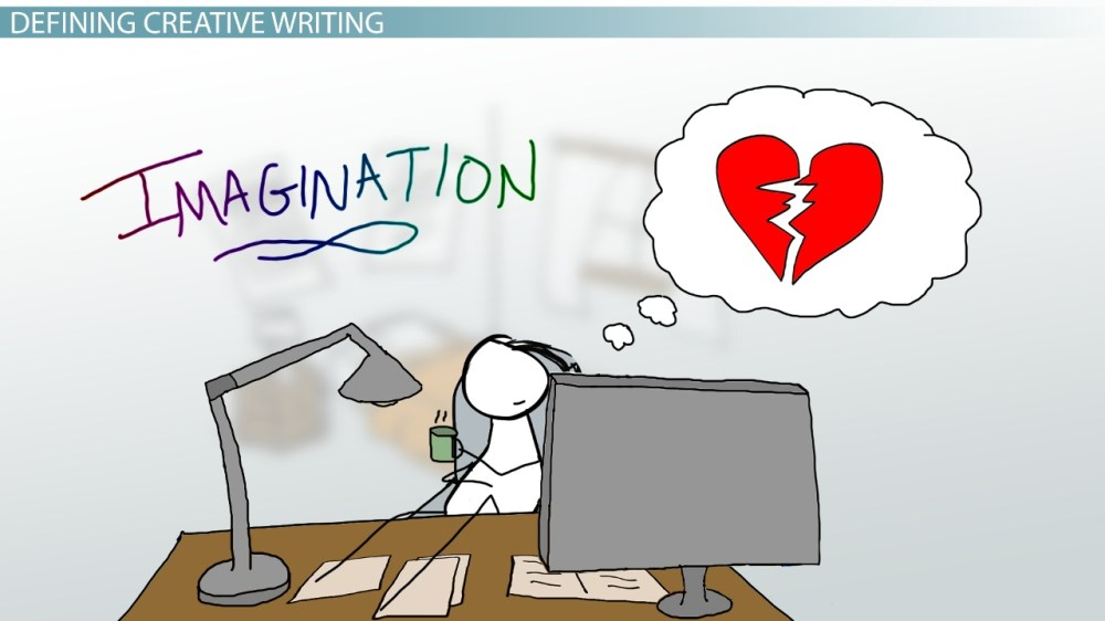 medium resolution of What is Creative Writing? - Definition