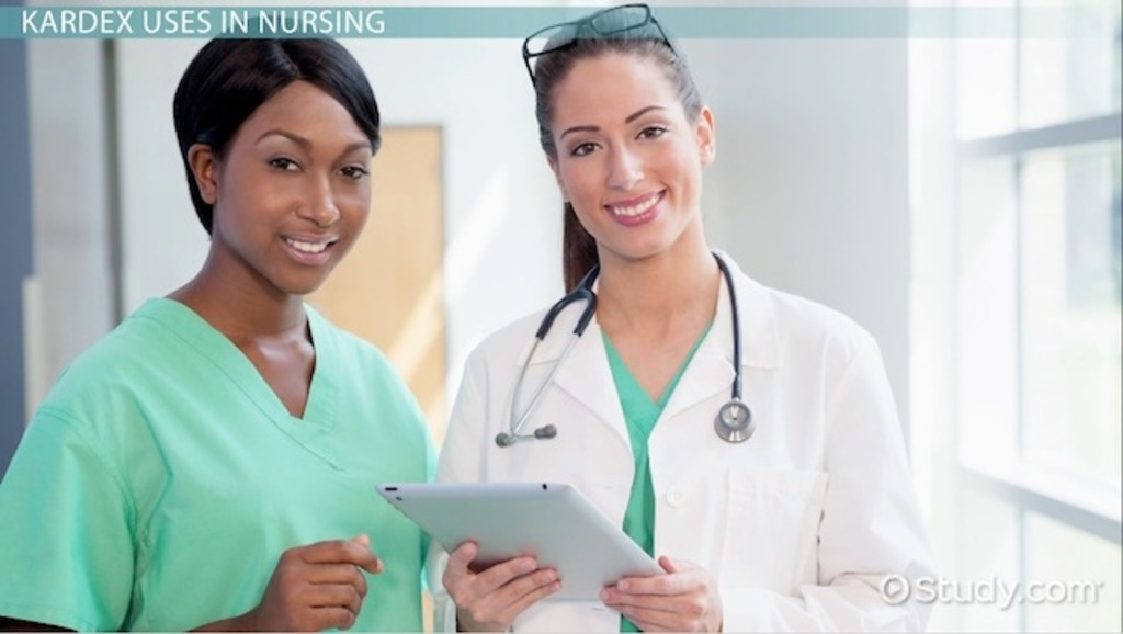What Is Kardex  Definition  Use in Nursing  Video  Lesson Transcript  Studycom