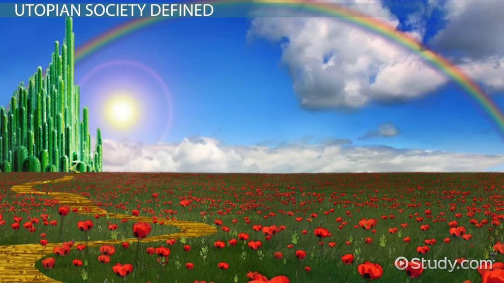 Characteristics of a Utopian Society  Video  Lesson Transcript  Studycom