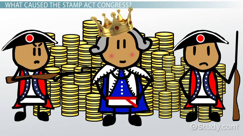Stamp Act Congress Definition & Resolutions Video