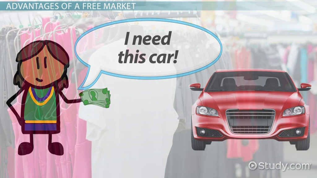 Capitalism And The Free Market Definition & Limitations Video