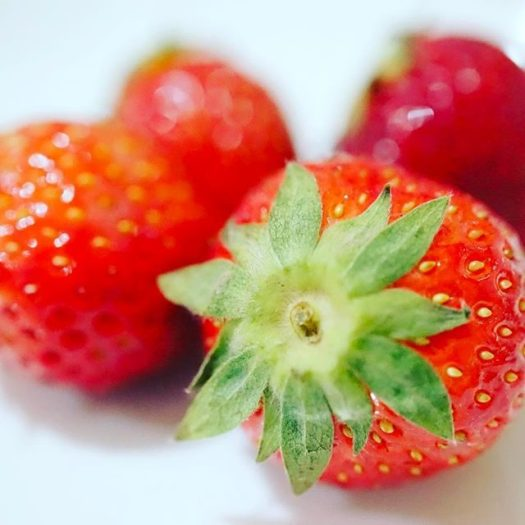 strawberry#50mmf28macro #a7