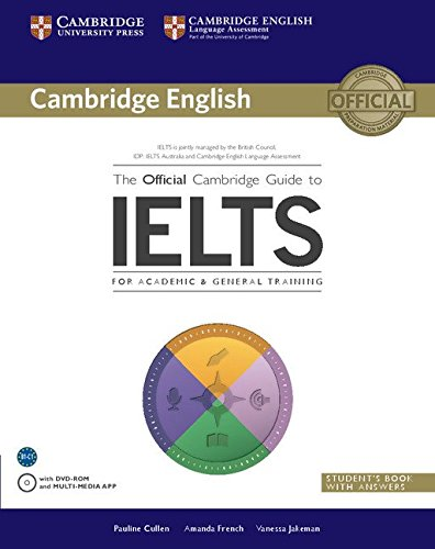 Best book for IELTS