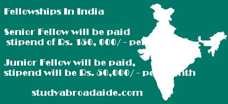 Fellowships In India