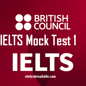 IELTS Mock Test