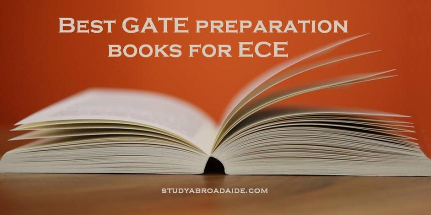 Best GATE preparation books for ECE