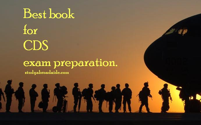 Best book for CDS exam preparation