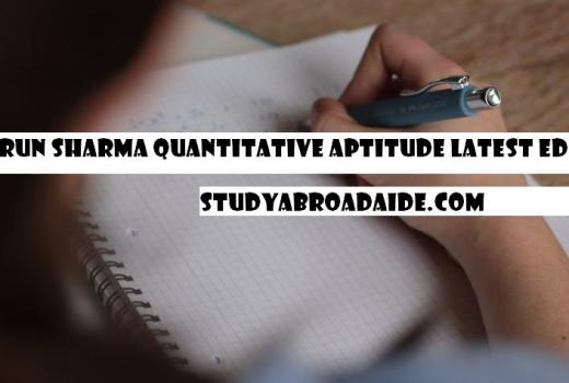 Arun Sharma Quantitative Aptitude