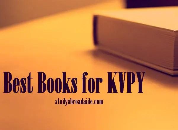 Best Books for KVPY
