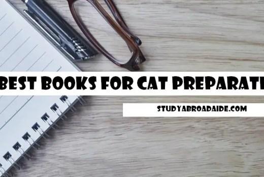 Best books for CAT Preparation
