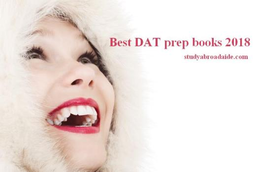 Best DAT prep books 2018