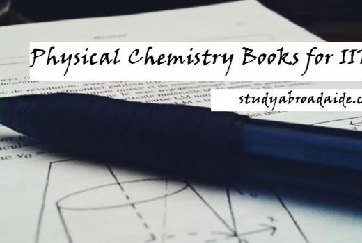 Physical Chemistry Books for IIT JEE