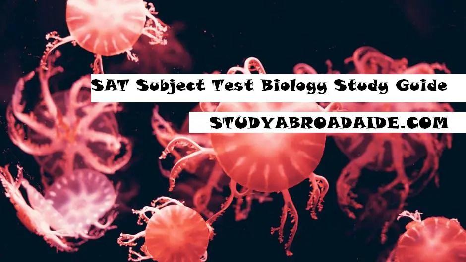 Best way to study for sat bio