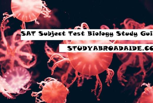 SAT Subject Test Biology Study Guide