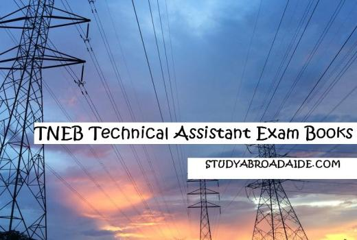 TNEB Technical Assistant Exam Books