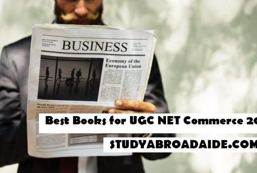 Best Books for UGC NET Commerce 2018