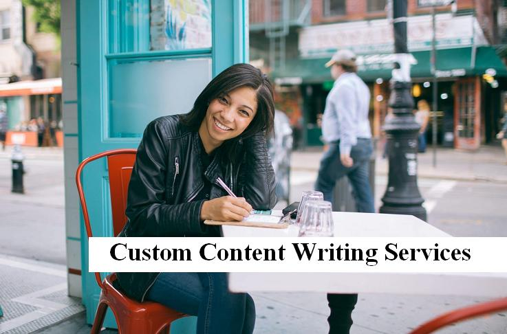 Content Writing Services: Order the Best Custom Creative Writing Examples