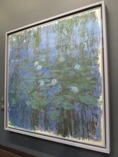 Claude Monet: Nymphéas bleu