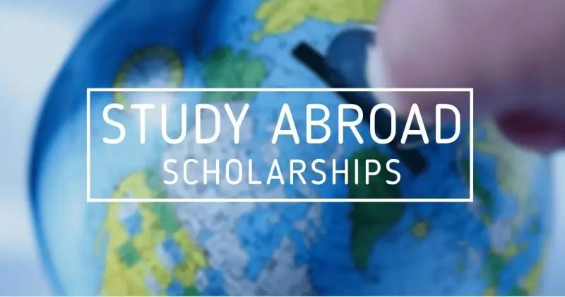 how do i get scholarship to study abroad