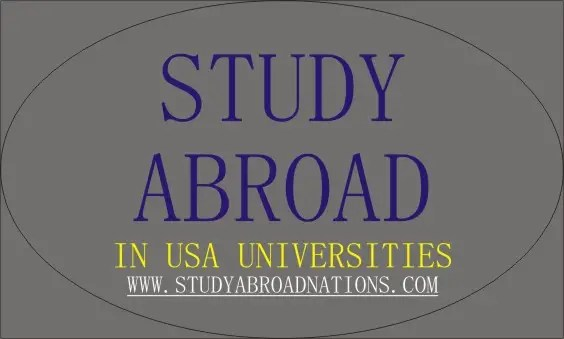 scholarships for international students in USA