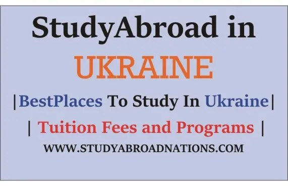 Study Abroad In Ukraine