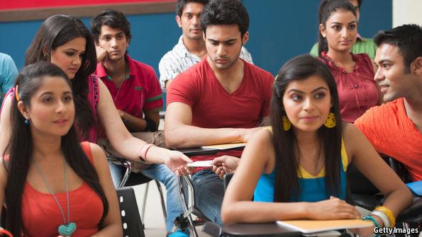 best universities for economics in india