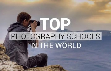best Photography Schools in the World