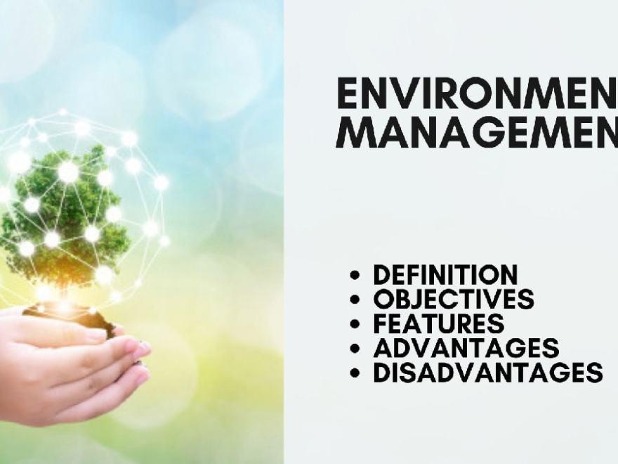 Environmental Management Courses Online