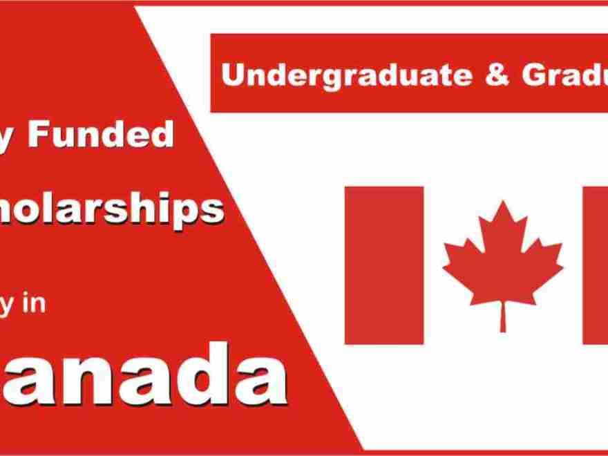 Easy Canadian Scholarships